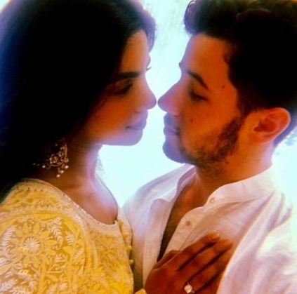 Priyanka Chopra gets engaged to actor Nick Jonas