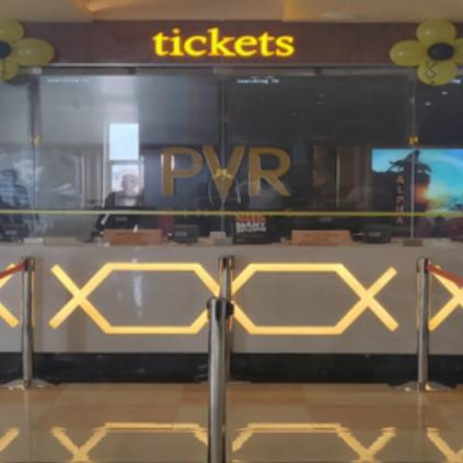 PVR Cinemas Redhills will be a 5 screen multiplex - 977 seating capacity