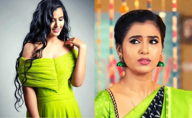 Radhika aka Jenniferr finally reveals the personal reason of quitting Baakiyalakshmi serial