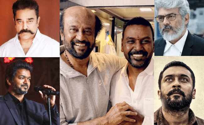Raghava Lawrence requests top Kollywood superstars to donate for his charitable trust during lockdown