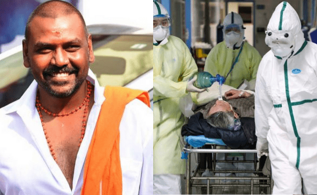 Raghava Lawrence reveals the incident of Coronavirus affected pregnant woman's delivery