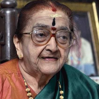 Rajini, Kamal, Anirudh paid their last respect to YG Mahendran's mother