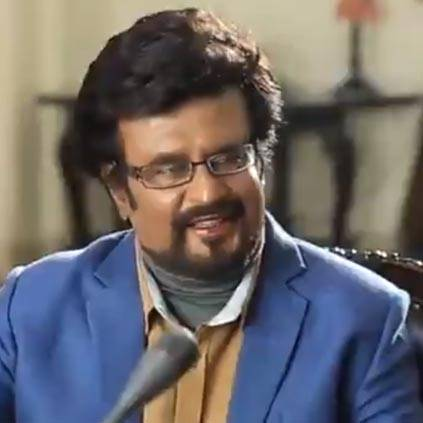Rajinikanth making video from 2 point 0