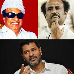 Rajinikanth to go for MGR and Prabhu Deva