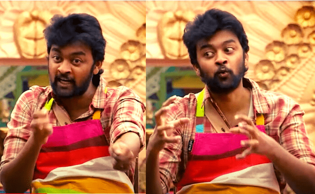 Raju's lyrical line to THIS contestant in Bigg Boss Tamil 5 house leaves housemates burst out laughing; viral video