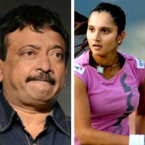RGV's new controversy with Tennis star Sania Mirza