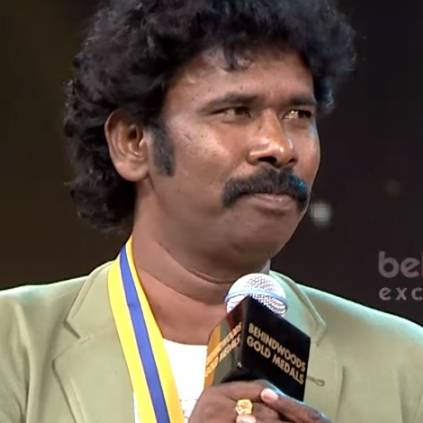 Ramar sings Chinese song at Behindwoods Gold Medals award function