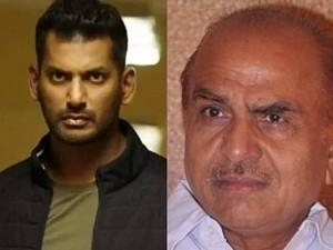 RB Choudary responds to Vishal's police complaint against him - Details