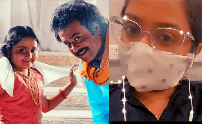 Remember Rajinikanth's Chandramukhi movie child actress? Here's a good news about Praharshetha Srinivasan