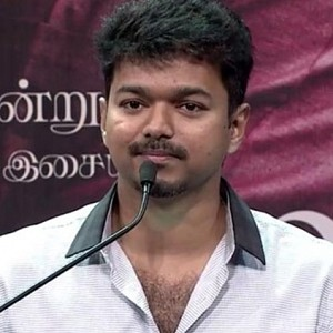 ''I sweat it out only for their happiness'' - Vijay