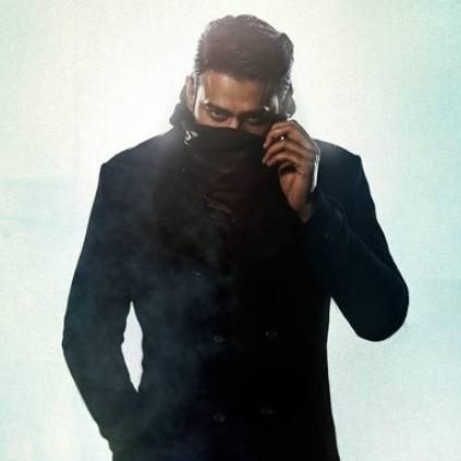 Saaho's second look of Bahubali fame Prabhas, Shraddha Kapoor and Arun Vijay released.