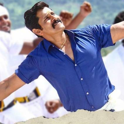 Saamy Square second single Molaga Podiye to release on July 18