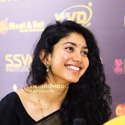 Sai Pallavi cute and fun replies at Behindwoods Gold Medals 2019