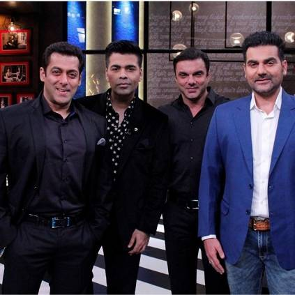 Salman's brother Arbaaz to act as a villain in Mohanlal - Siddique's Big Brother