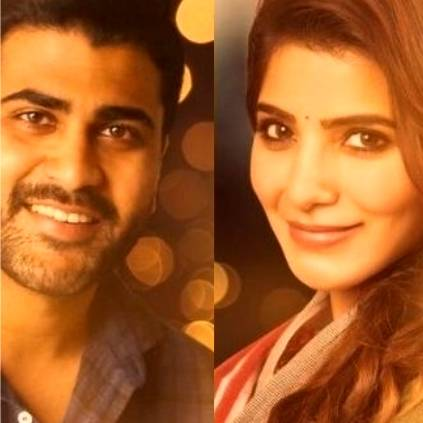 Samantha and Sharwanand's 96 Telugu remake titled as Jaanu first look out
