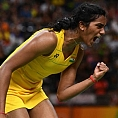 Director faces the heat after speaking against PV Sindhu