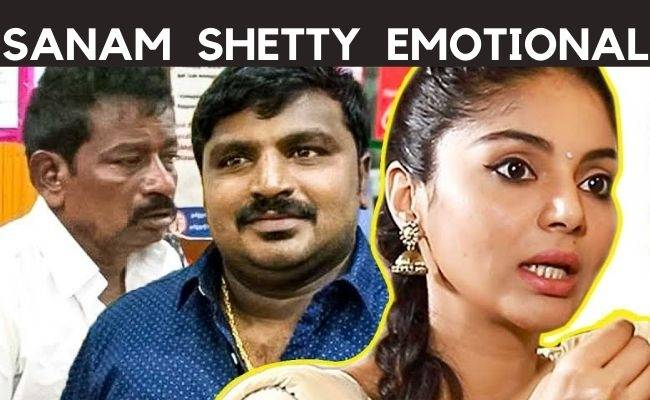 Sanam Shetty about Sathankulam custody deaths incident exclusive interview
