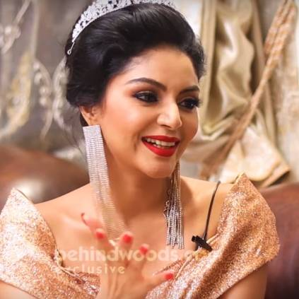 Sanam Shetty talks about Bigg Boss 3 contestant Tharshan and wild card entry
