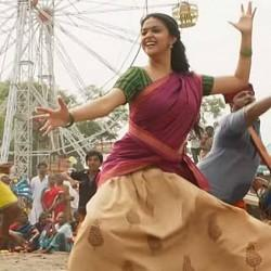 New Video: Vera level dance from Keerthy Suresh