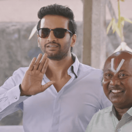 Santhanam's A1 second teaser out, music by Santhosh Narayanan