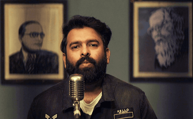 Santhosh Narayanan shares about his latest song that he composed in 2002
