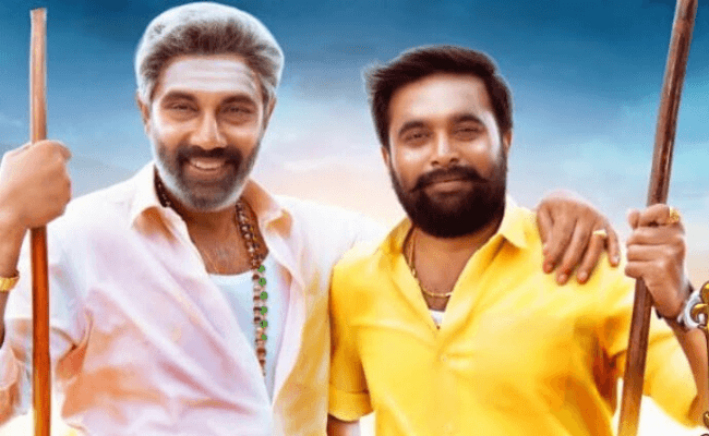 Sasikumar Ponram Mirnalini's MGR Magan locks a major deal with Vijay TV
