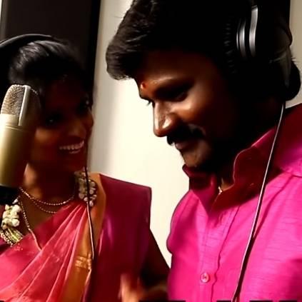 Sasikumar releases new song from En Kaadhali Scene Podura sung by Chinna Machan Senthil Ganesh and Rajalakshmi