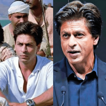 Shah Rukh Khan talks about one of the best films of his career