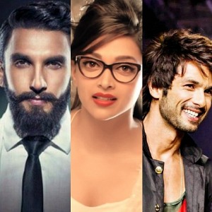 Deepika, Shahid, Ranveer and others obeyed this concept