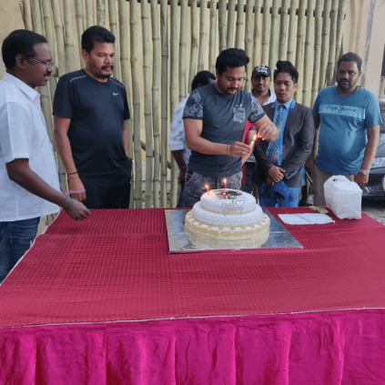 Shankar and Kamal Haasan's Indian 2 cast member celebrates birthday on the sets- Picture here