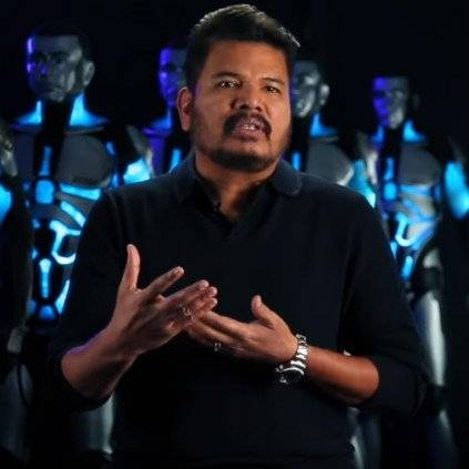 Shankar reveals the budget of 2 point 0