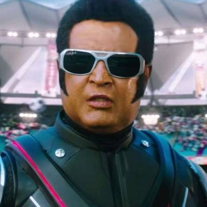 Shankar's 2point0 trailer to be played in 12000 screens