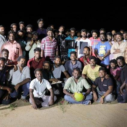 Shooting update of Sivakarthikeyan's Kanaa