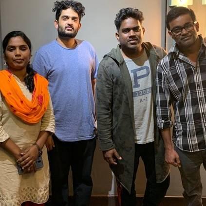 Sid Sriram croons for Suriya's NGK directed by Selvaraghavan