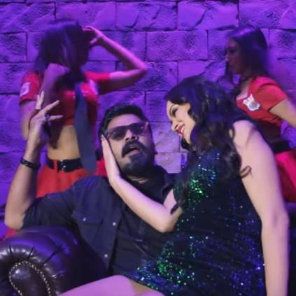 Simbu's Red Card video song from Vanthaa Rajavathaan Varuven released