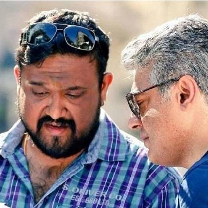 Siruthai Siva suggests title for Ajith's biopic if made