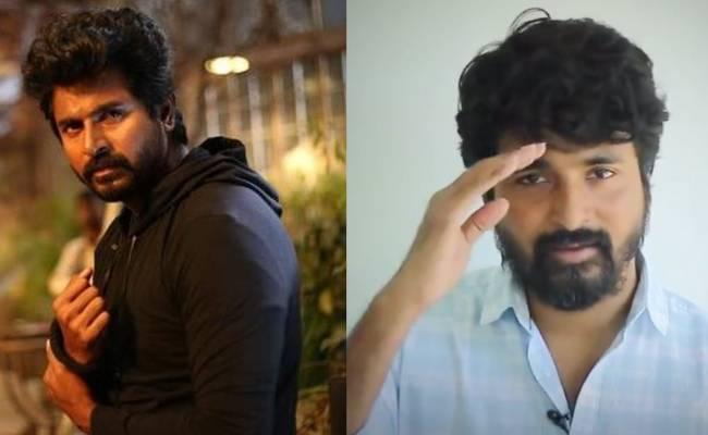 Sivakarthikeyan releases new video thanking doctors
