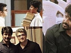 Sivakarthikeyan posts rare & unmissable pics of him with Thala Ajith - Fans excited!