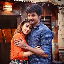 Sivakarthikeyan to release the second look of Velaikkaran on 8th August 12.00AM