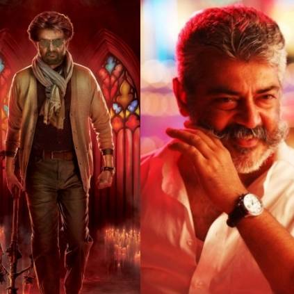 Sivakarthikeyan tweet about Ajith's Viswasam and Rajinikanth's Petta