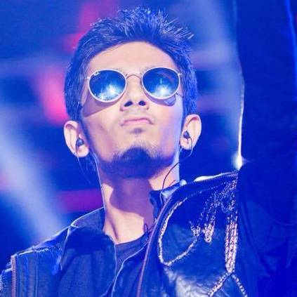 Sivakarthikeyan's words of kindness to Anirudh