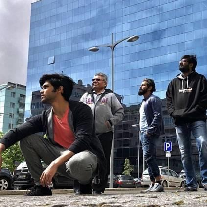 Sixty five percent of Dhruv Vikram's Adhithya Varma, Arjun Reddy remake completed