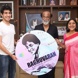 Rajinikanth does this for Raghuvaran
