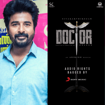 Sony Music South bags audio rights of Sivakarthikeyan's Doctor