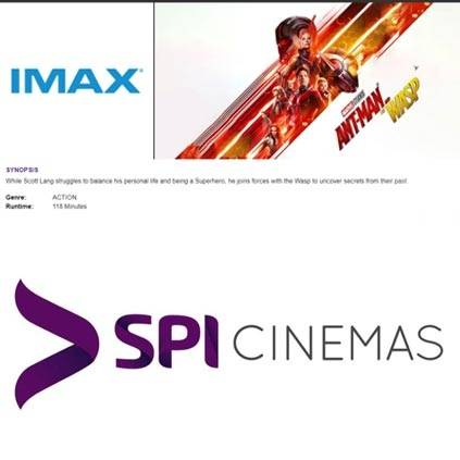 SPI Cinemas opens its IMAX screen in Palazzo