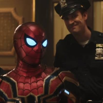 Spider-Man Far From Home starring Tom Holland, Jake Gyllenhaal and Zendaya's Tamil trailer is here