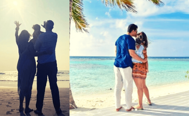Star couple welcomes Baby No 2; stylish announcement grabs attention ft Neha Dhupia, Angad Bedi