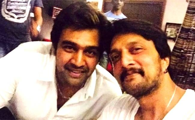 Sudeep furious at rumours regarding Chiranjeevi Sarja