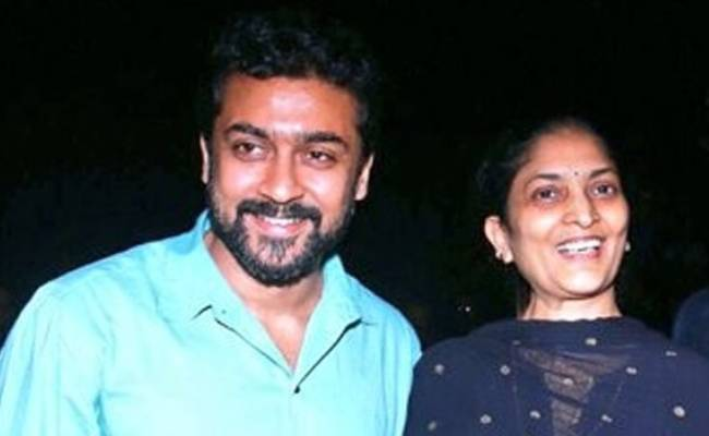 Sudha Kongara talks about Suriya dedication Soorarai Pottru