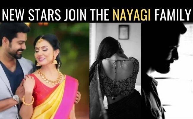 Sun TV Nayagi serial shooting new stars join Krishna and Nakshathra Nagesh
